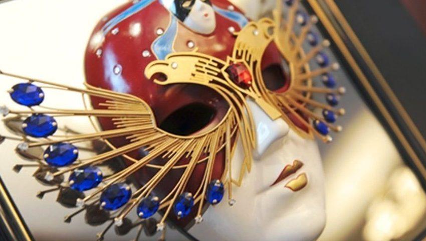 The Origin of Golden Mask Festival in Russia