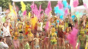 russian summer ethno festival