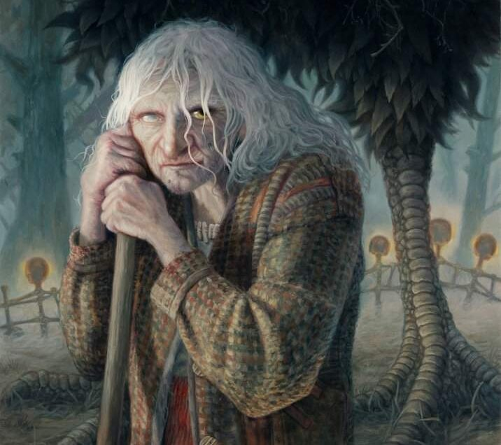 Myths and Facts of Baba Yaga, The Frightening Witch