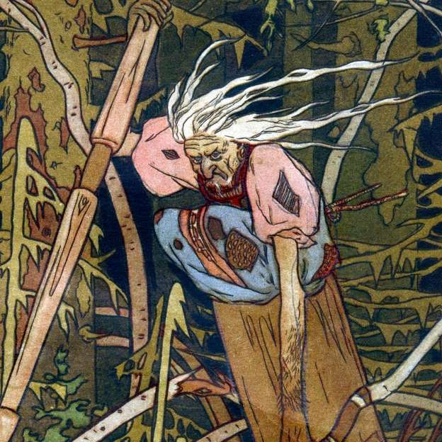 Did Russian Parents Scare Their Children with The Story of Baba Yaga?