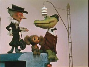 cheburashka characters
