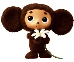 cute cheburashka
