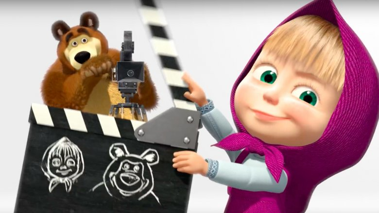 Hidden Story Behind the Famous Cartoon Masha And the Bear