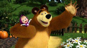 masha and the bears