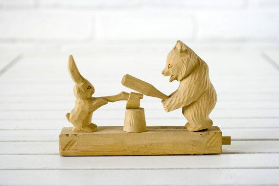 9 Lovable Russian Wooden Toys For Children