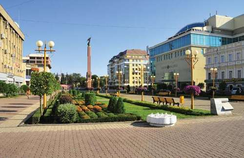 Stavropol, Young and Beautiful Growing City in Russia