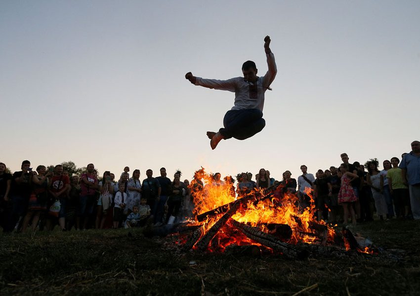 8 Unknown facts of Ivan Kupala night festival