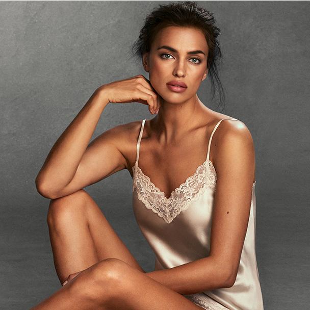 How to have a perfect shaped body like Irina Shayk
