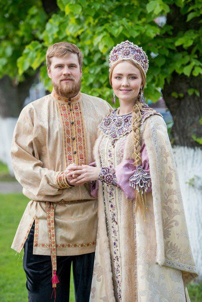 Marriage Superstition According to Russian View