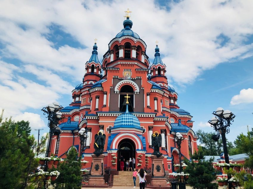4 Places That Should Be Visited for Russian Holidays