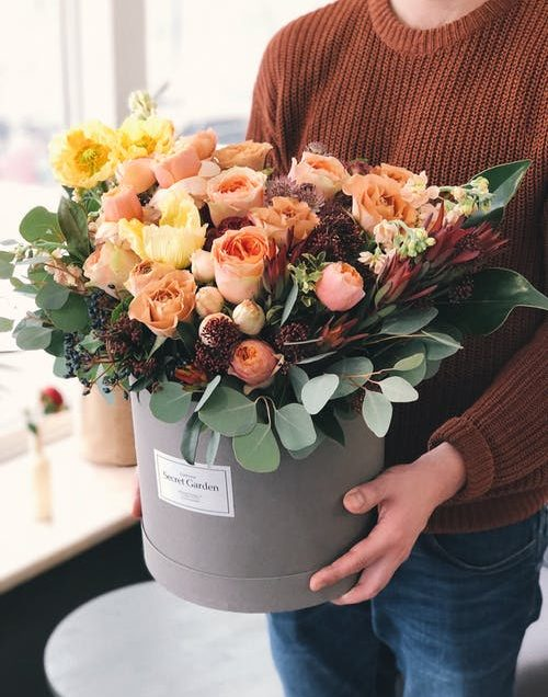 How to Find Flower Delivery Service in Russia