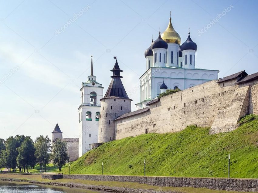 If You Visit Pskov, Do Not Forget The Krom, Coz It's A Very Nice Place