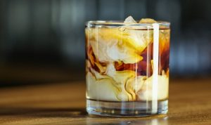 Warm Up Your Body With White Russian Drink