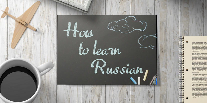learn russian for beginners