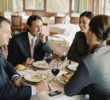 The Russian Business Dining Etiquette (must know!)