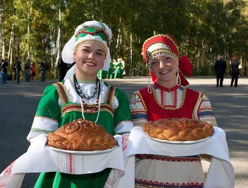 The meaning of Bread as Symbols of Every Aspect in Russian's life ...