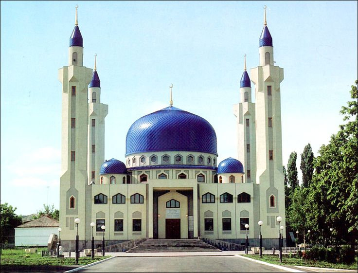 9 Most Beautiful Mosques in Russia