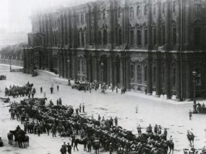 6 Facts of Winter Palace and Russian revolution - Learn Russian Language