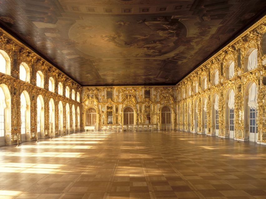 Get to Know of the Architecture of Catherine Palace