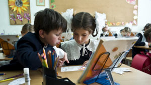 Education of Deaf-Blind for children in Russia