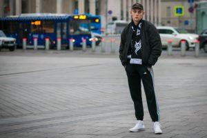 russian men style