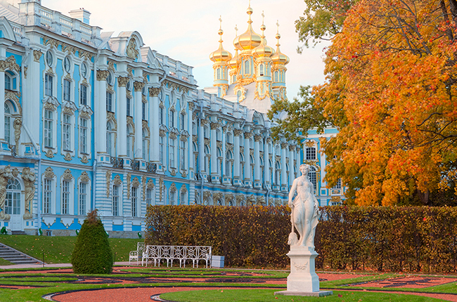 10 Best Places to Spend Fall Vacation in Russia