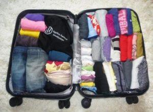 packing trip