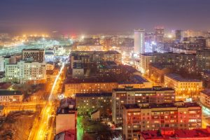 Novosibirsk – Siberian Night