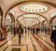 Breathtaking History of Metro Stations in Moscow
