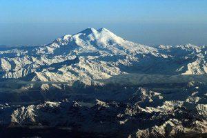 mountain elbrus