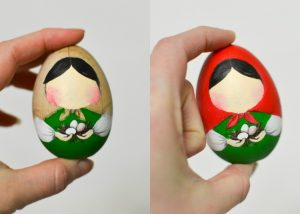 matryoshka egg