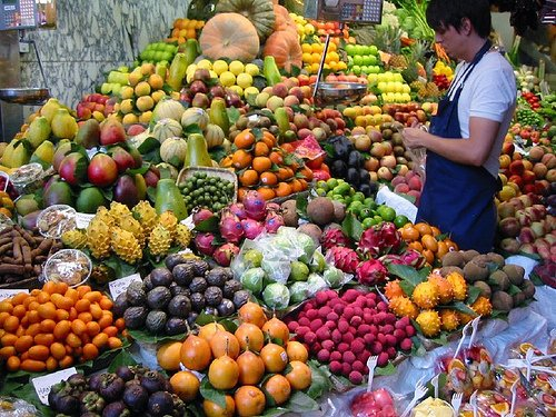 fruits in russia