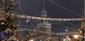 new year in uni soviet