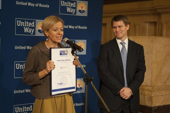 united way russia