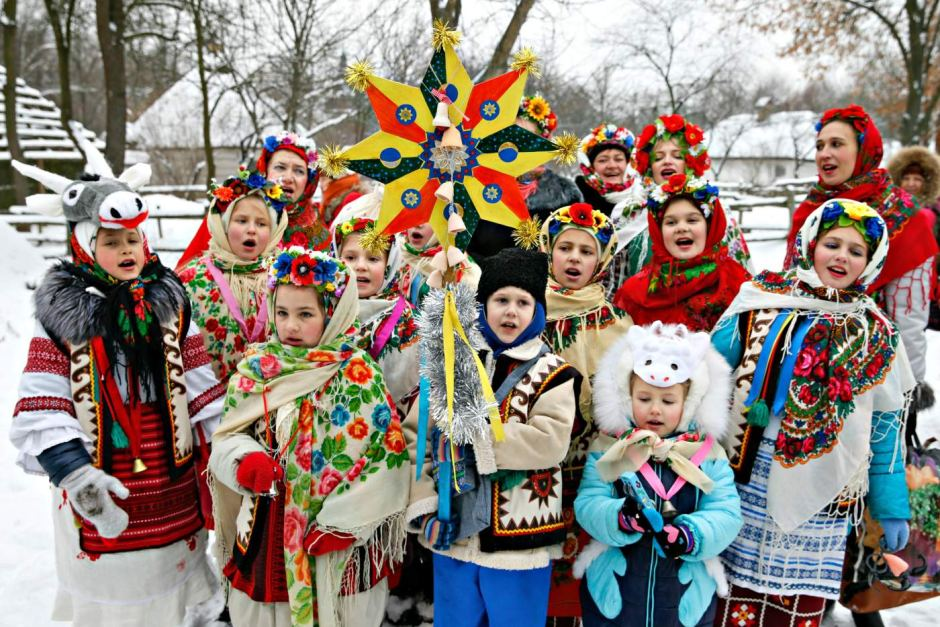 spring fest in russia