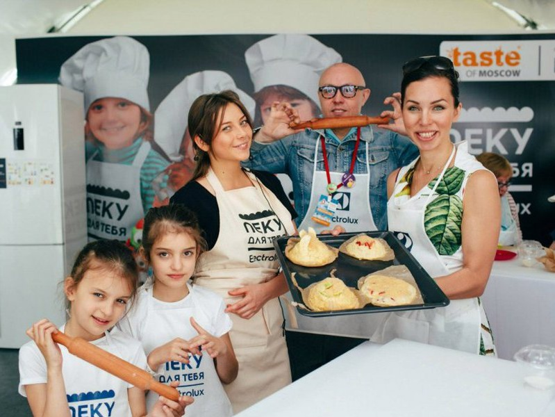 """Looking For Unique Event in Russia? Let's Try """"Taste of Moscow"""" Here"""