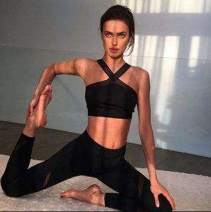 Irina shayk diet
