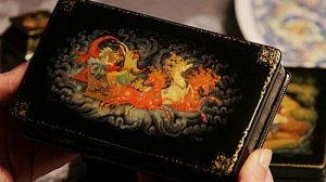 Palekh Perfect Gift In Russia