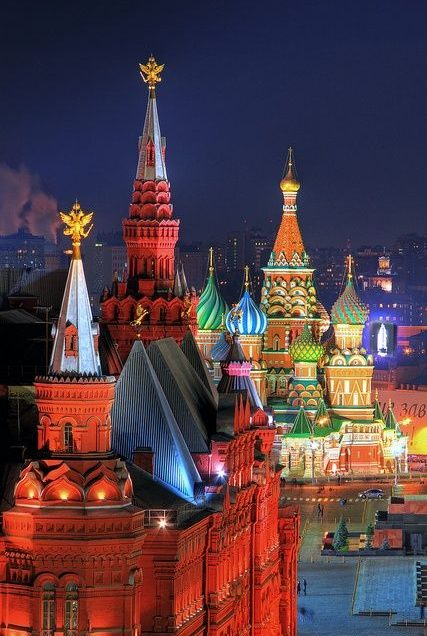 Travelling Tips! 5 Ways to Get Around Moscow Easily