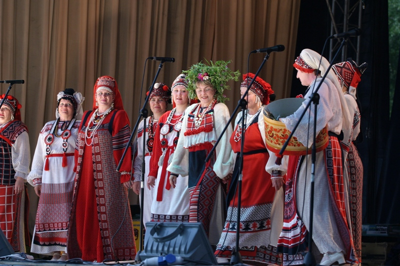 Let's Having Fun With 3 Indigenous Summer Festival in Siberia
