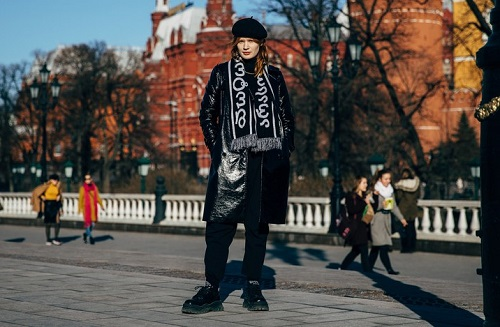 4 Gorgeous Designs of Russian Scarf 2019