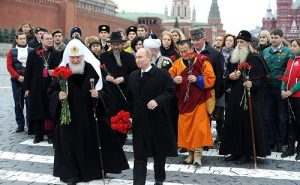 Is Religion Part of Russian Taboo