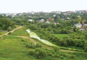 central russian upland