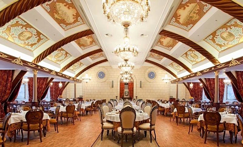 5 specific arts of halal Russian restaurant