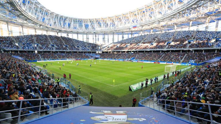 Love Football And You Are In Nizhny Novgorod? Gotta Visit Their 4 Stadium