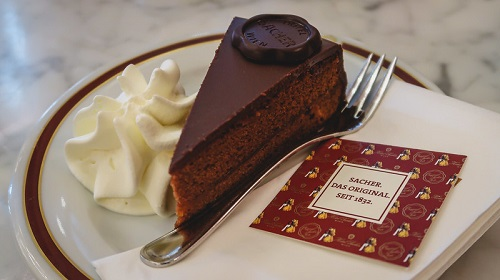 Sachertorte in Russian Version - What Makes it Different From Vienna