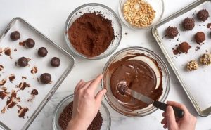 The Story Behind Ganache Russian Juicy Chocolate