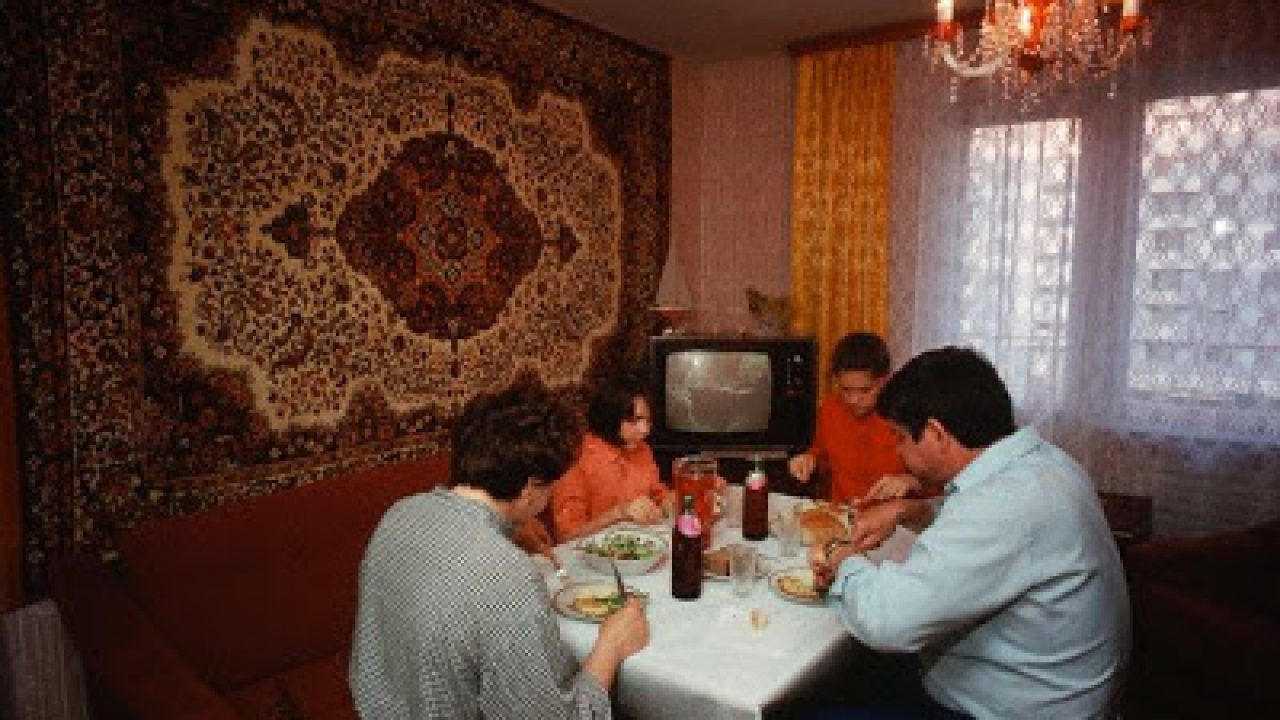 Why Russians Hang Carpet On Their Walls