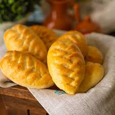 Let's Get to Know Russian Piroshki