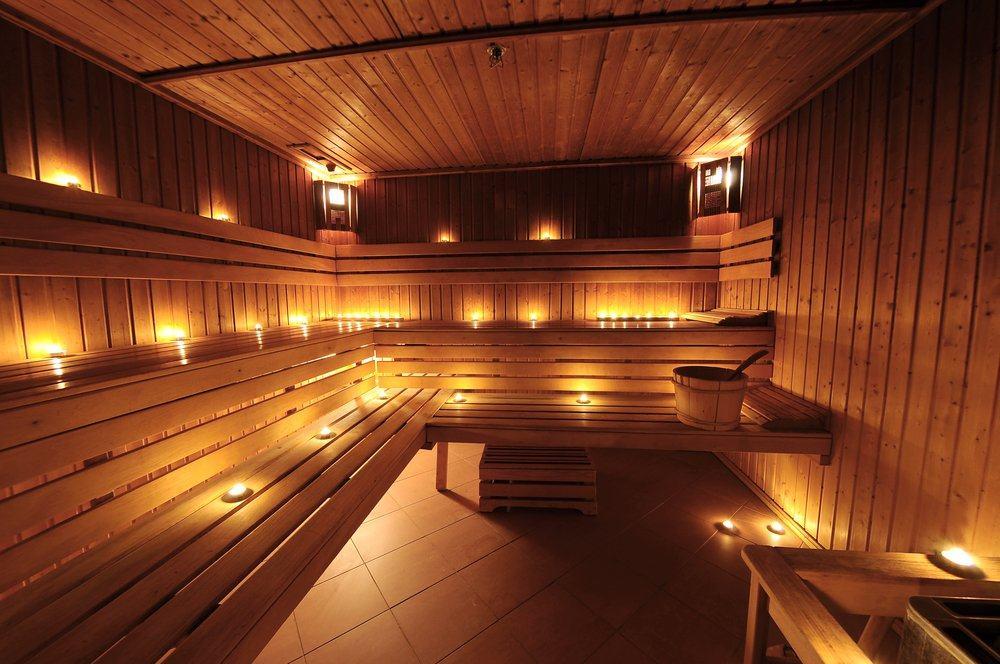 russian banya and sauna